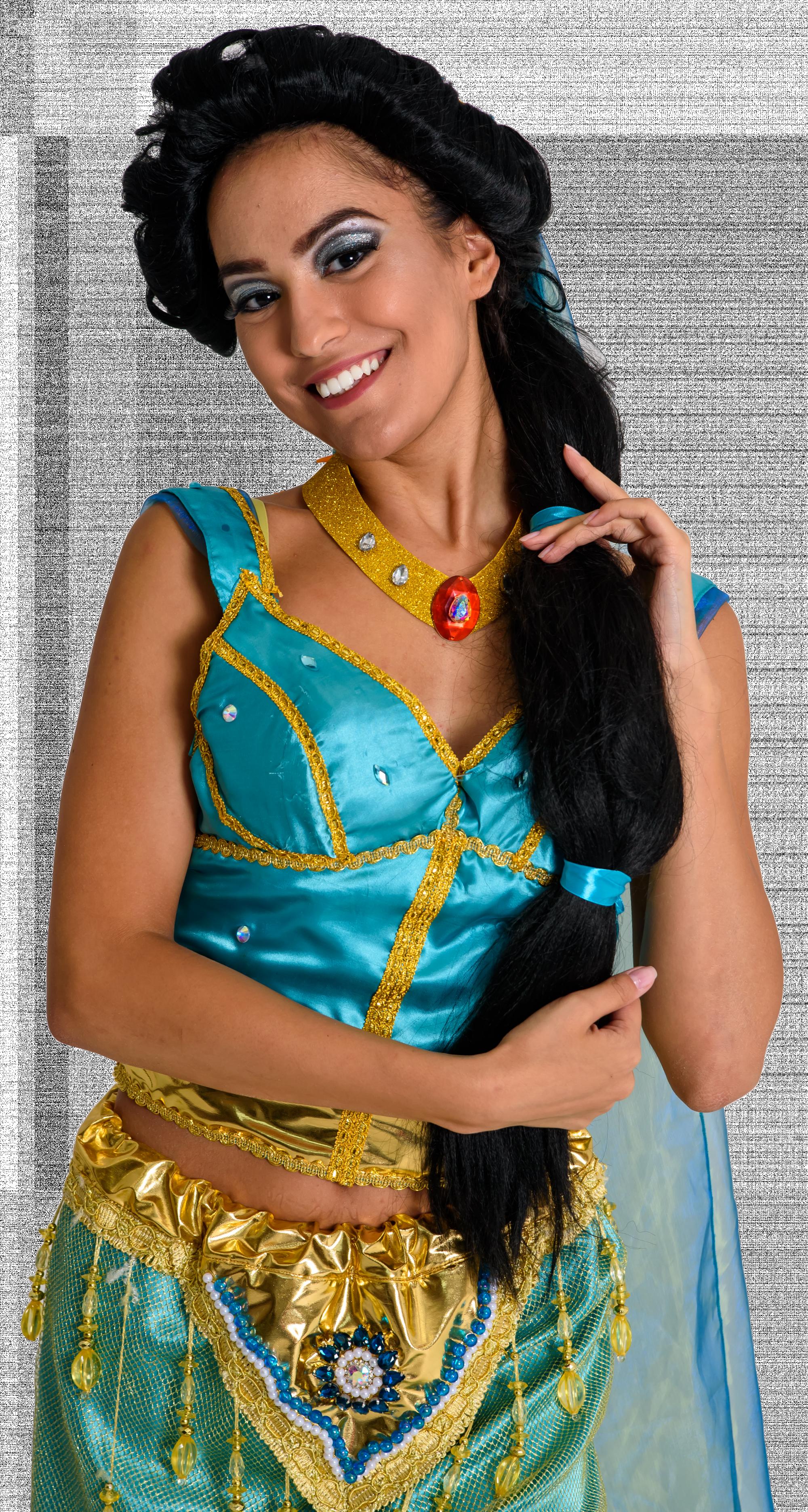 Жасмин и Аладдин   Мастерская Волшебства